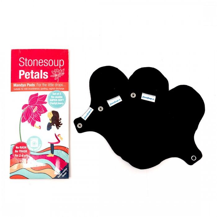 Stonesoup Petals Mandya Pad Set Of 3