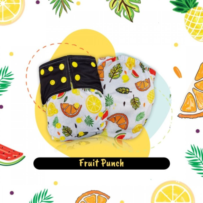 A Todder Thing - Cover Diaper - Fruit Punch (Regular)