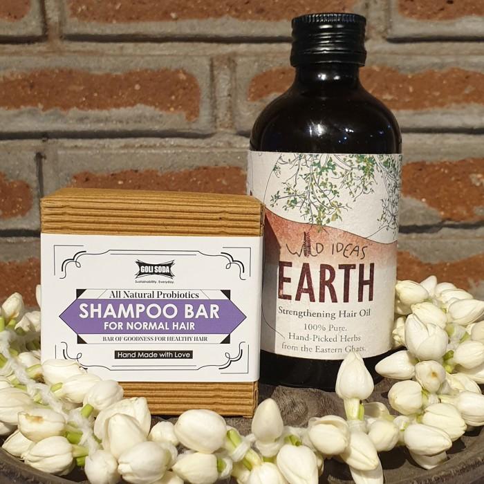 Goli Soda Sustainable Combo - Hair Care