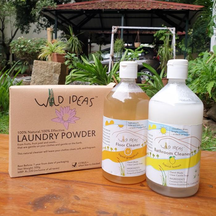 Goli Soda Sustainable Combo - Home Care