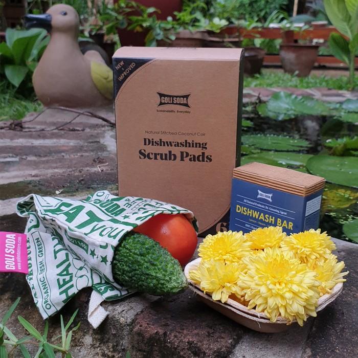Goli Soda Sustainable Combo - Kitchen Combo
