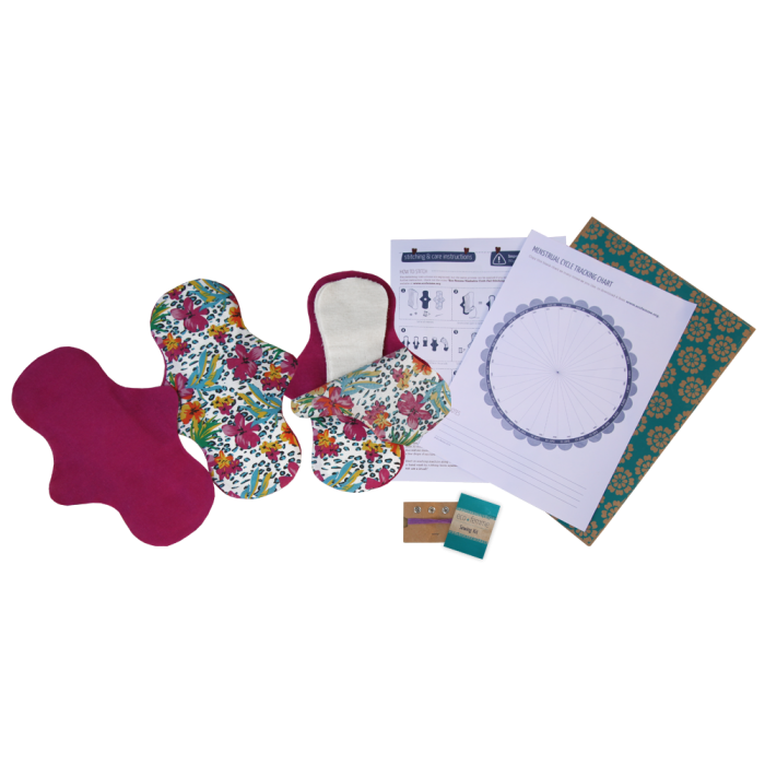 Eco Femme -  MYO Stitching Kit - Vibrant