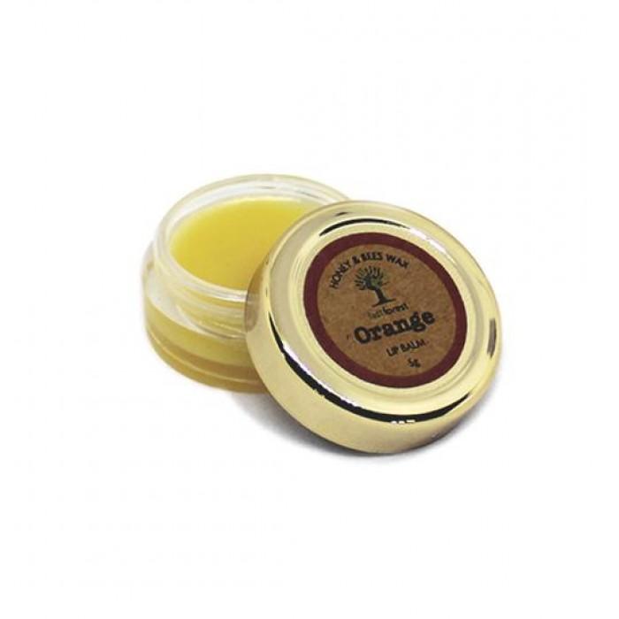Last forest Orange lip balm 5 gram