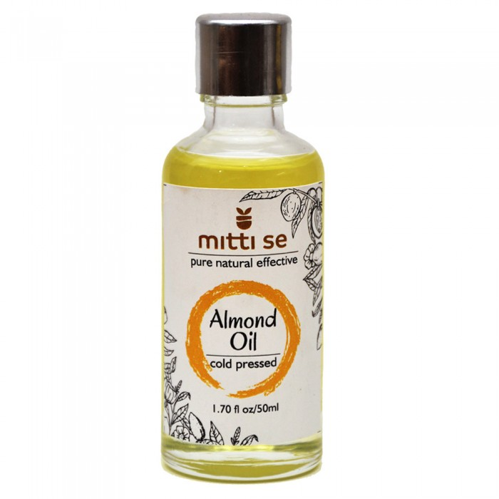 Mitti Se Almond Oil (Pure & Edible) 50 ml