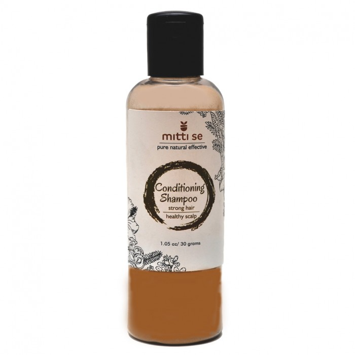 Mitti Se Organic Conditioning Shampoo (30 g)