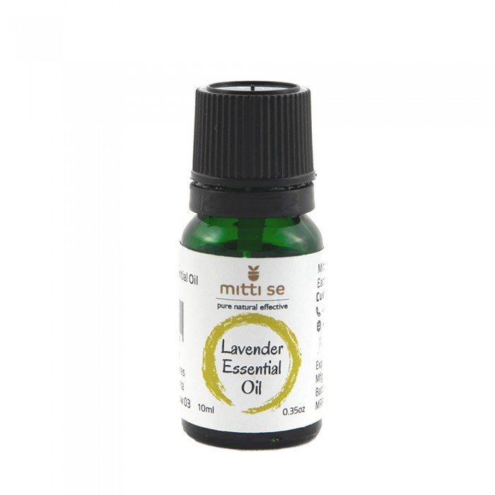 Mitti Se Lavender Essential Oil (10 ml)