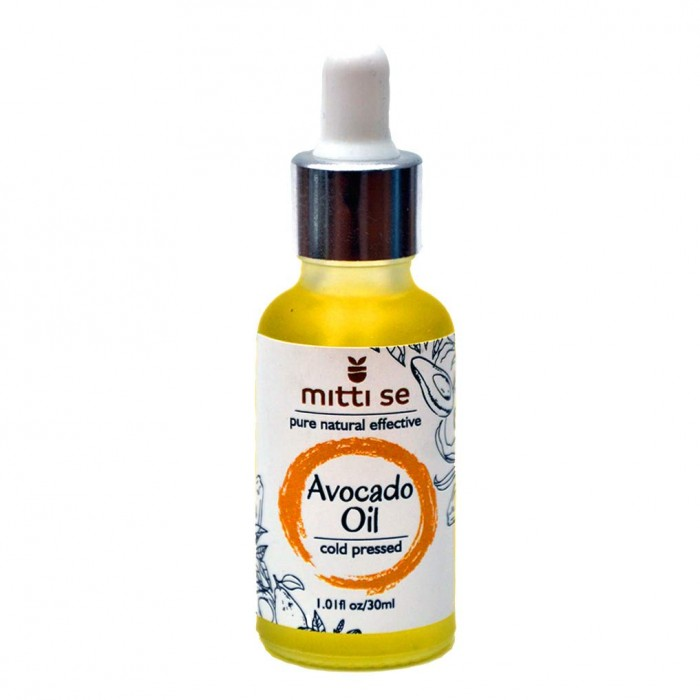 Mitti Se Avocado Oil - Cold pressed (30 ml)