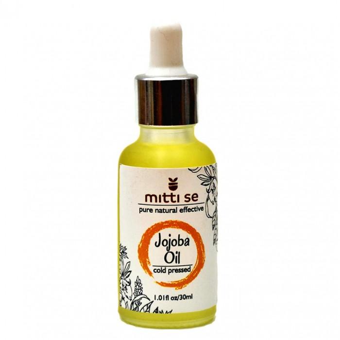 Mitti Se Jojoba Oil - Cold pressed (30 ml)