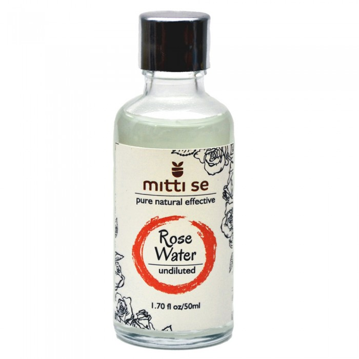 Mitti Se Rose Water - Undiluted (50 ml)