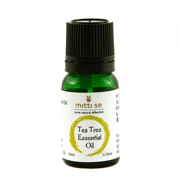 Mitti Se Tea Tree Essential Oil (10 ml)