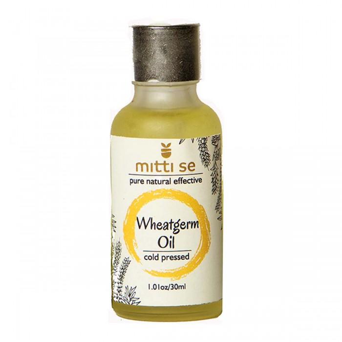 Mitti Se Wheatgerm Oil - Cold pressed (30 ml)