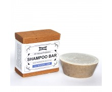 Goli Soda - Probiotics Sulphate Free  Shampoo Bar For Normal Hair 90 gm - All Natural / Biodegradable / Non Toxic / Cruelty Free / Palm Oil Free