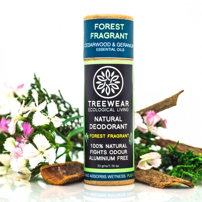 TreeWear Forest Fragrant Natural Deodorant 30gm