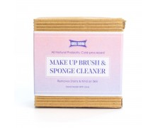 GOLI SODA Probiotic Makeup Brush and Sponge Cleaner Soap (Pack Of 1)