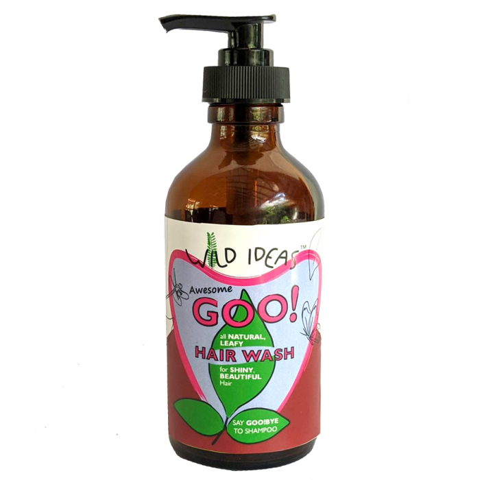 Wild Ideas Awesome goo! All Natural Leafy Hair Wash
