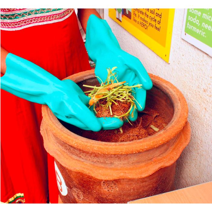 Daily Dump Hand Protection Gloves for Kambha