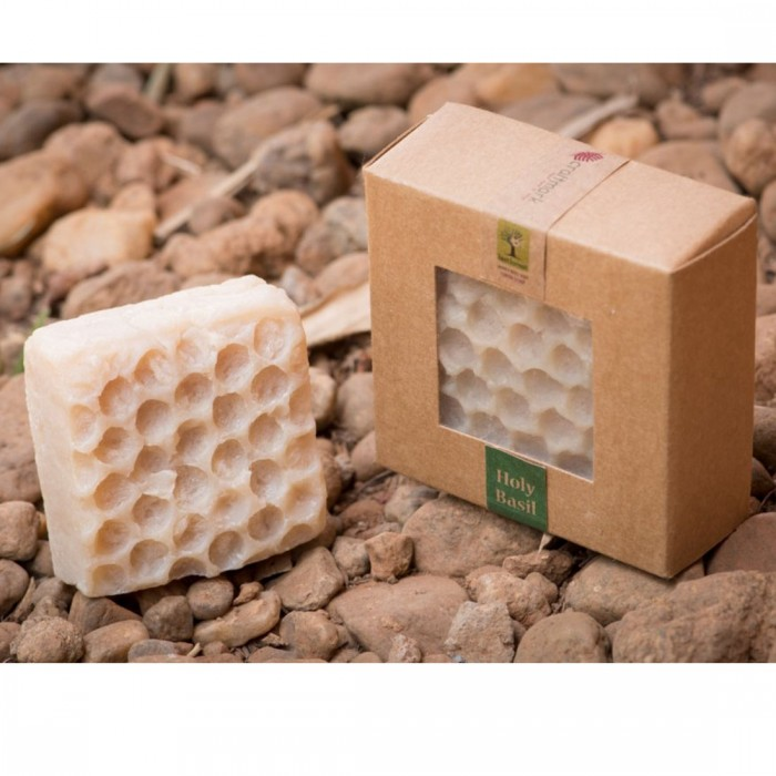 Last forest Beeswax Basil Soap