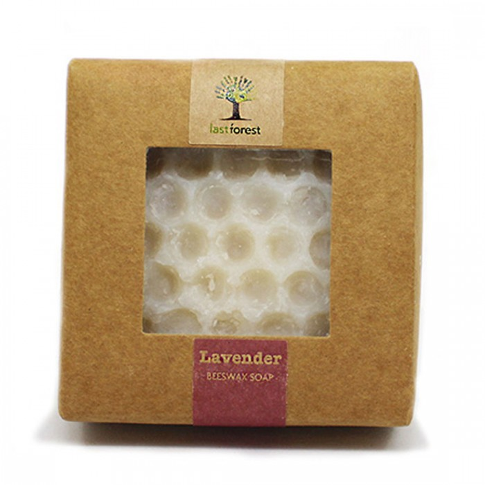 Last forest Beeswax Lavender Soap