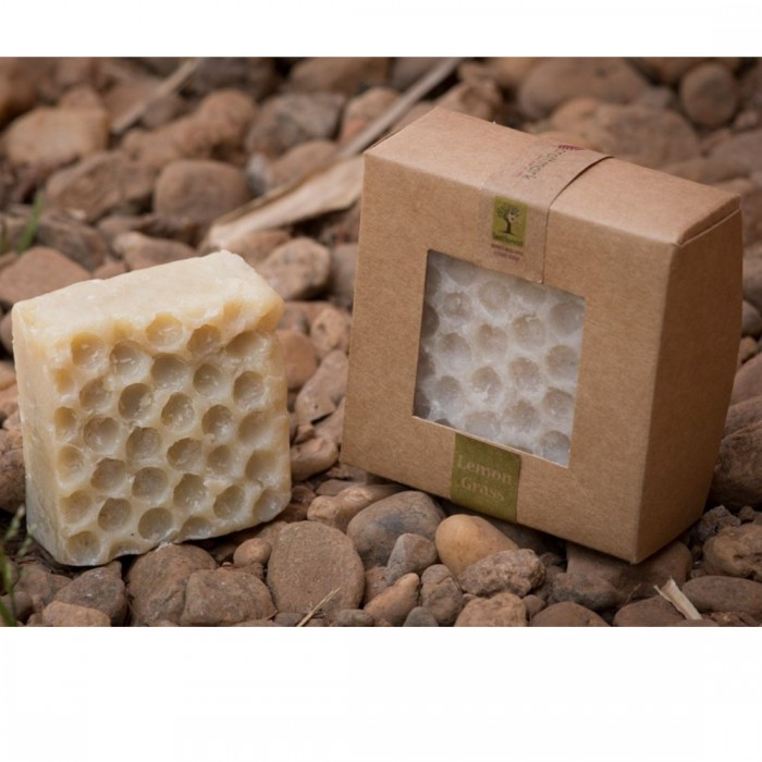 Last forest Beeswax Lemongrass Soap