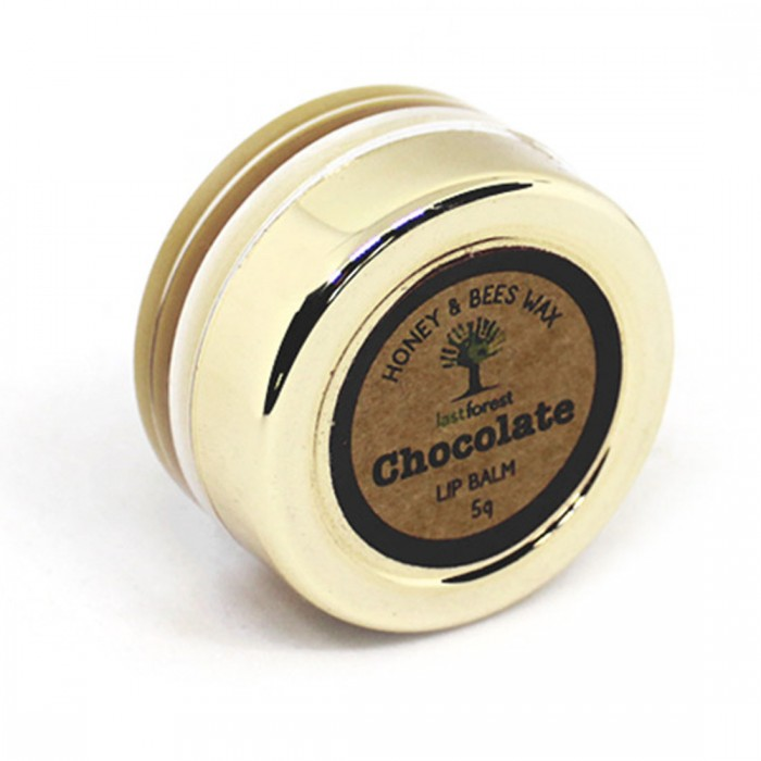 Last forest Chocolate lip balm