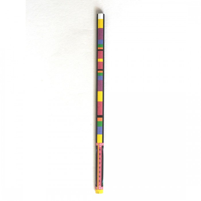 Golisoda Colour Newspaper Pencils (Pack of 5)