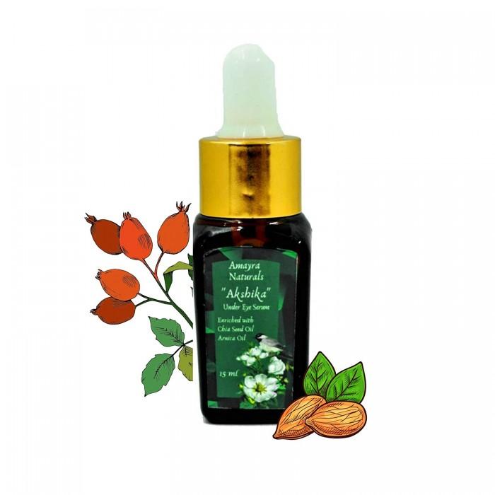 AMAYRA NATURALS Akshika - Under Eye Serum - 15 ml