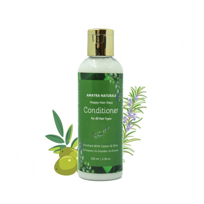 AMAYRA NATURALS Happy Hair Days Conditioner - 100 ml