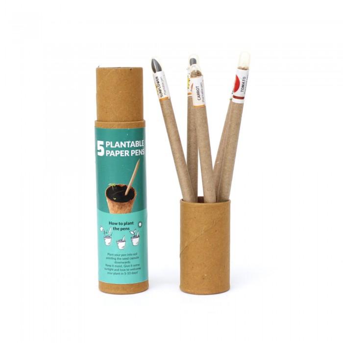 Bunpai Plantable paper pen - Pack of 5