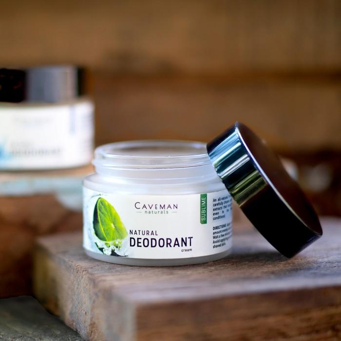 CAVEMAN Naturals Deodorant - Sublime