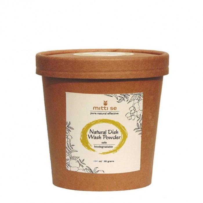 Mitti Se Natural Dish Wash Powder (380 gm)