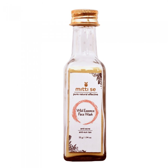 Mitti Se Wild Essence Face Wash (55gm)
