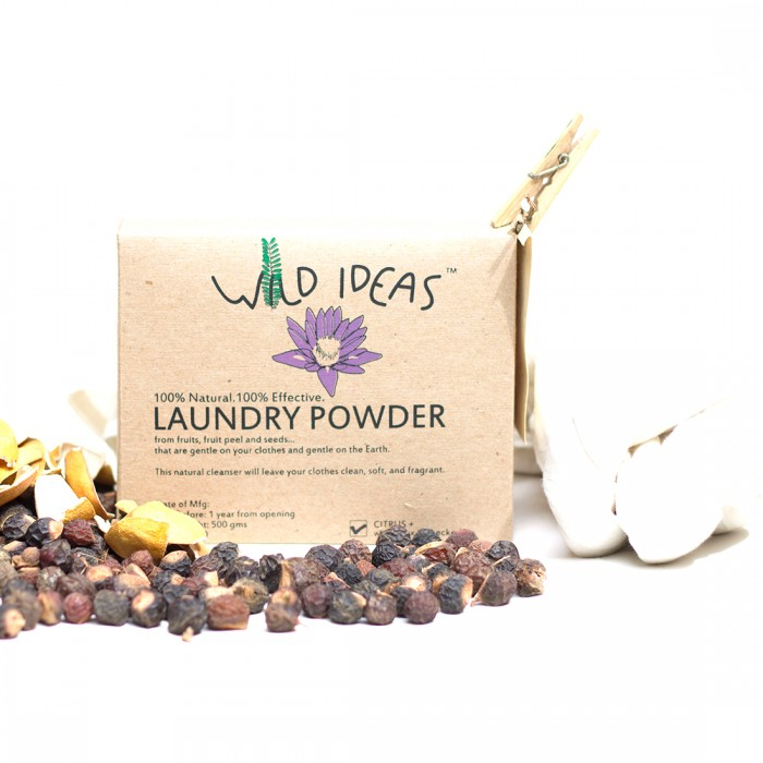Wild Ideas Laundry Powder - W/Citrus