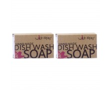 Wild Ideas Dish Wash Bar Soap (Pack Of 2)