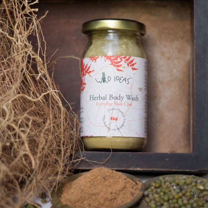 Wild Ideas Herbal Body Wash