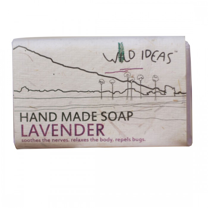 Wild Ideas Hand Made Soap - Lavender