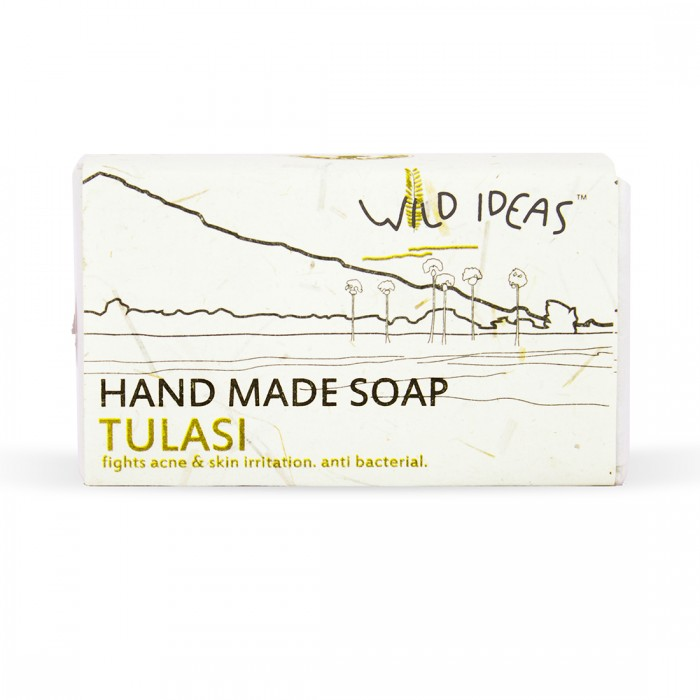 Wild Ideas Hand Made Soap - Tulasi (Pack Of 2)