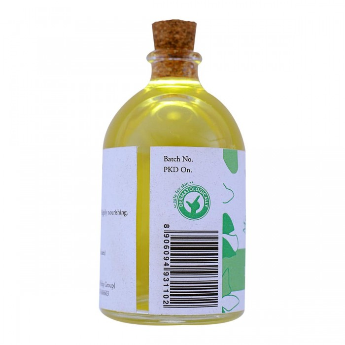 Wild Ideas Moisturizing Body Oil - Lemon grass