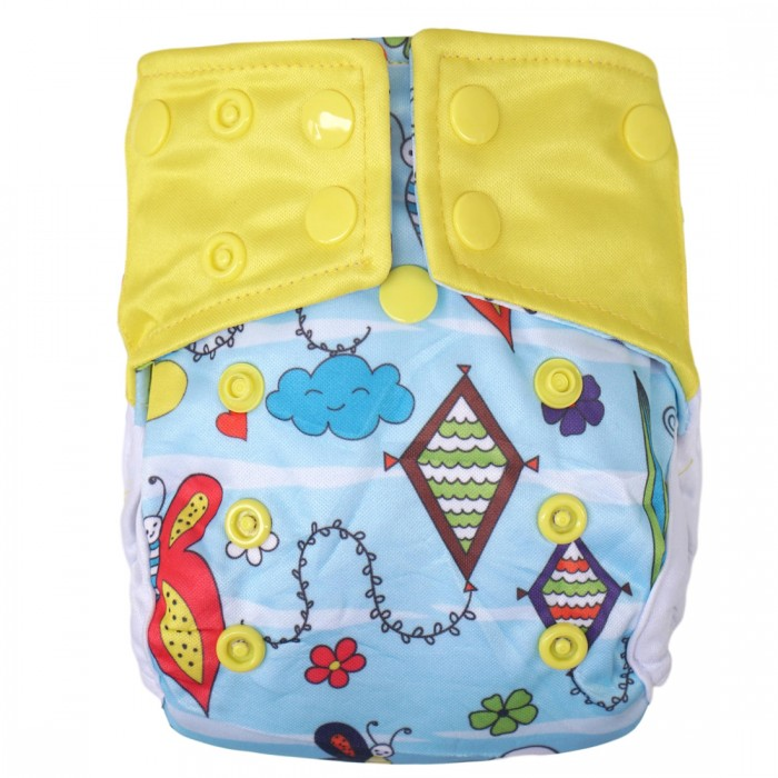A Toddler Thing - Cover Diaper New - Kite Up