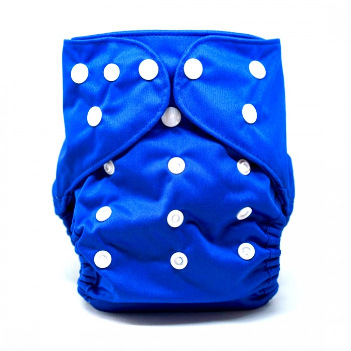 A Toddler Thing - Economic Diapers -Regular/Blue