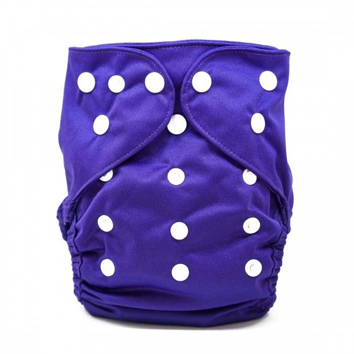 A Toddler Thing - Economic Diapers -Regular/Purple