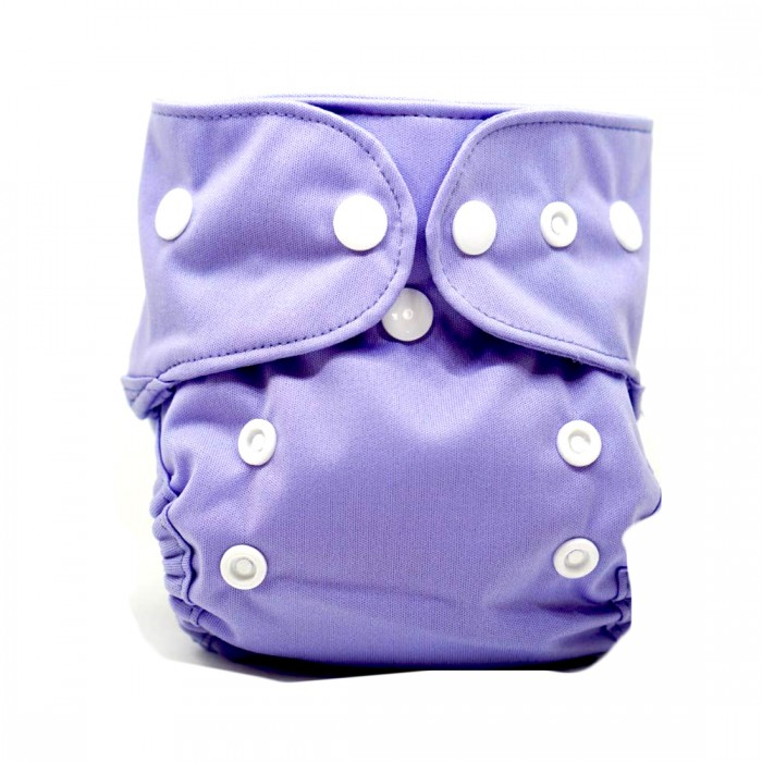 A Toddler Thing - Newborn Economic Diapers -Newborn /Lavender