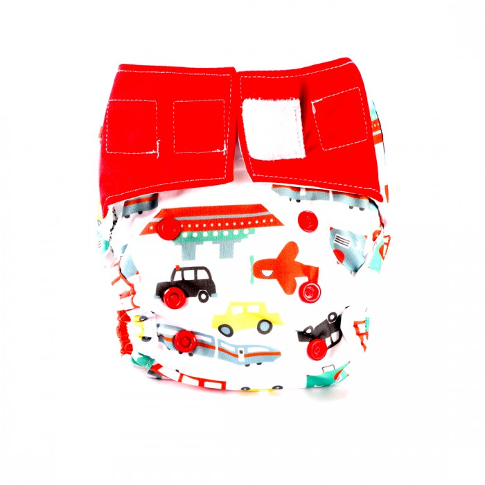 Bum 2 Bum Flylio Bum New Born Diaper With 2 Inserts