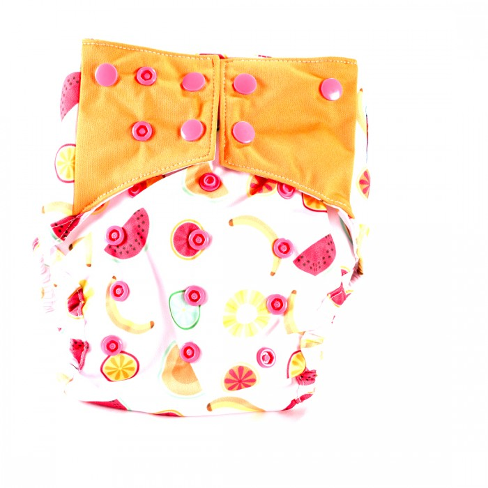Bum 2 Bum Fragmusa Bum One Size Cover Diaper With 2 Inserts