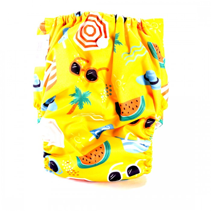 Bum 2 Bum Summcool Bum All In One Diaper With 2 Inserts