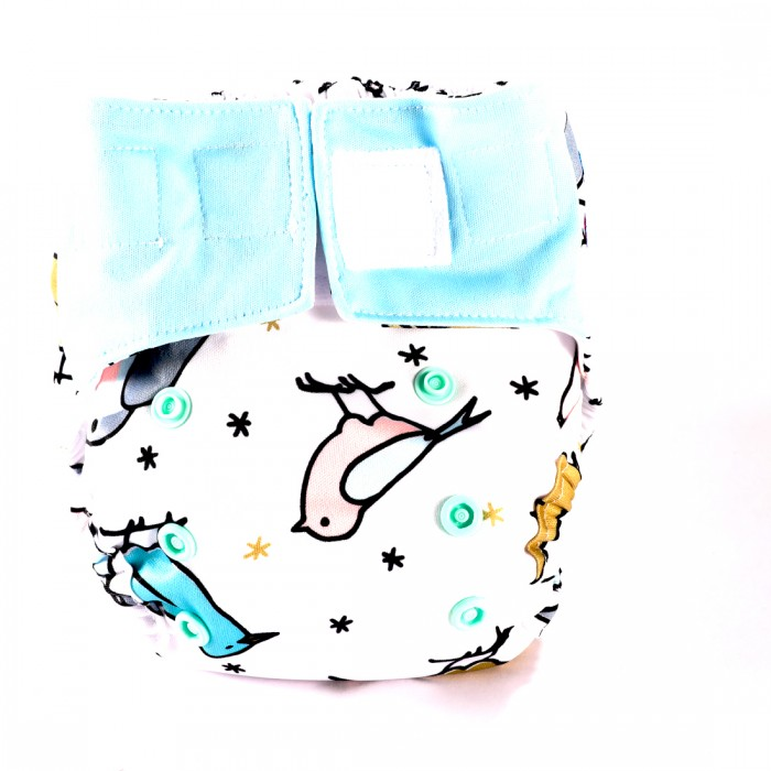 Bum 2 Bum Tweety Bum New Born Diaper With 2 Inserts