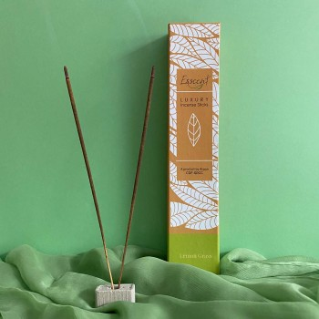 Esscent Lemongass-Premium Flower Based Incense Sticks