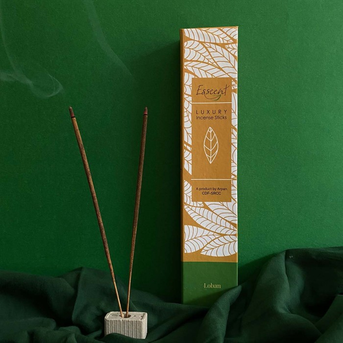 Esscent Loban-Premium Flower Based Incense Sticks