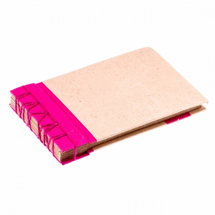 Haathi Chaap Die-Cut Coloured Photo Album / 20 Pages - Ele Poo Paper