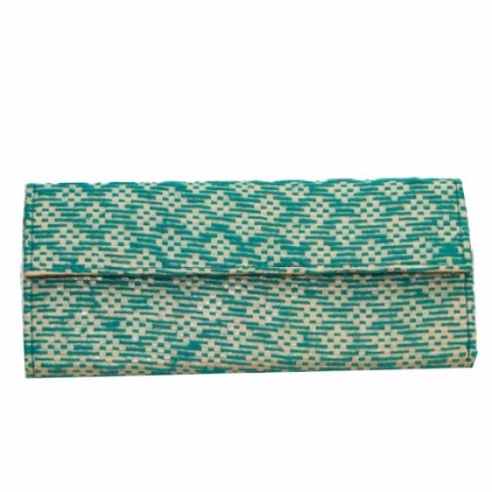 Anu Life-Small Wallet-Upcycled Rice Bag
