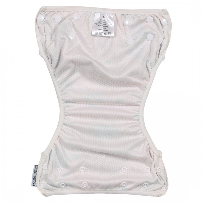 Polka Tots Reusable Waterproof Swim Diaper - Available in Multi-color